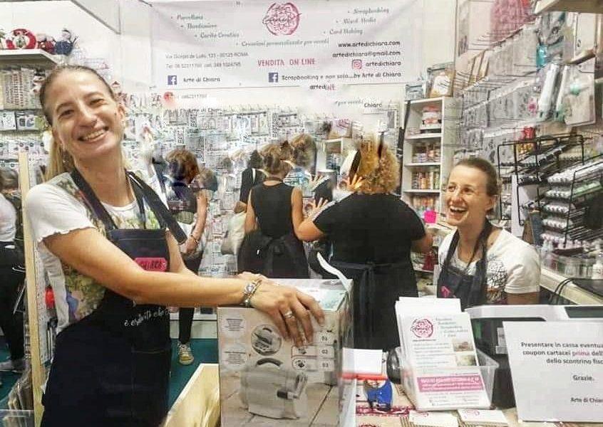 Negozio Scrapbooking Roma