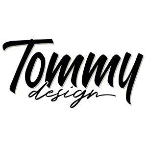 Stencil Tommy Design